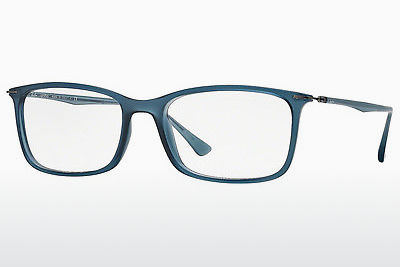 brille Ray-Ban RX7031 5400 - Transparent, Blå