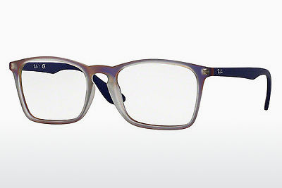 brille Ray-Ban RX7045 5486 - Purpur