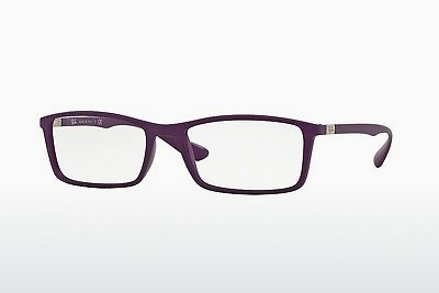 brille Ray-Ban RX7048 5443 - Purpur, Violet