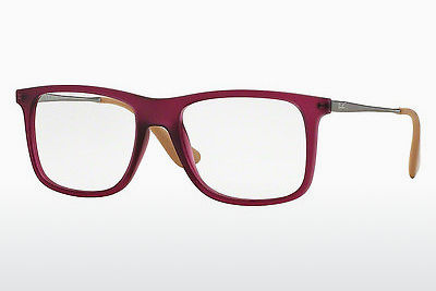 brille Ray-Ban RX7054 5526 - Purpur, Violet