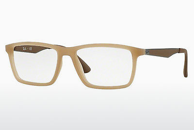 brille Ray-Ban RX7056 5646 - Gul