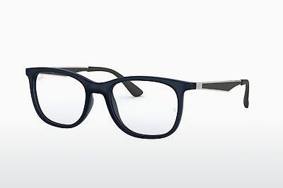 brille Ray-Ban RX7078 5679 - Transparent, Blå