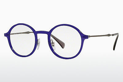 brille Ray-Ban RX7087 5636 - Purpur, Violet