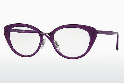 brille Ray-Ban RX7088 5617 - Purpur, Violet