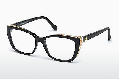 brille Roberto Cavalli RC0947 001 - Sort, Shiny