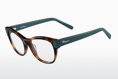 brille Salvatore Ferragamo SF2756 244 - Havanna