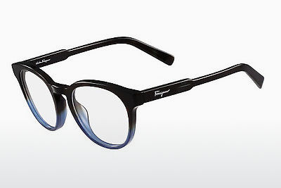 brille Salvatore Ferragamo SF2762 235 - Blå, Sort