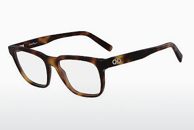 brille Salvatore Ferragamo SF2780 214 - Havanna