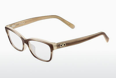 brille Salvatore Ferragamo SF2789 260 - Gul
