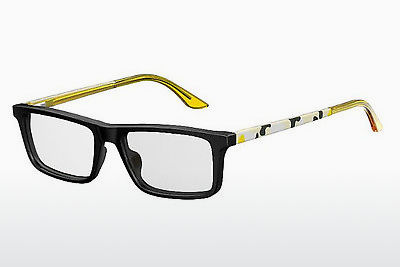 brille Seventh Street S 267 0P3 - Sort, Gul