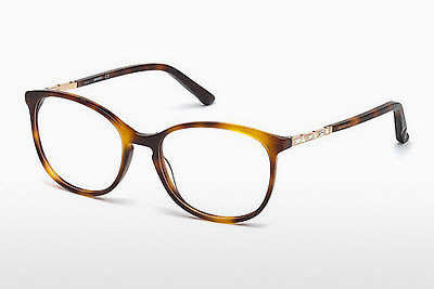 brille Swarovski SK5163 053 - Havanna, Yellow, Blond, Brown