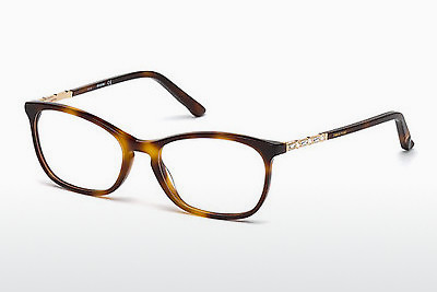 brille Swarovski SK5164 053 - Havanna, Yellow, Blond, Brown
