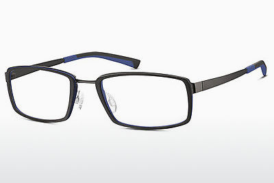 brille TITANflex EBC 850086 10 - Sort