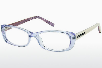 brille TRUSSARDI TR12703 CR - Blå, Transparent