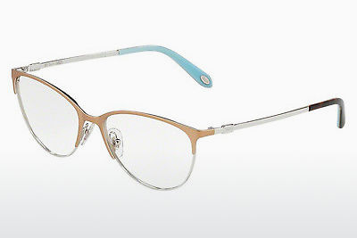 brille Tiffany TF1127 6123 - Brun, Sølv