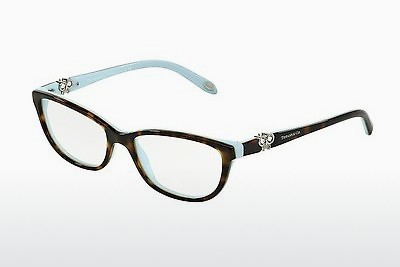 brille Tiffany TF2051B 8134 - Brun, Havanna, Blå