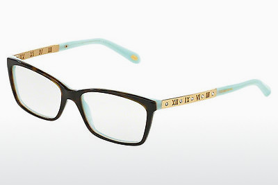 brille Tiffany TF2103B 8134 - Blå, Brun, Havanna