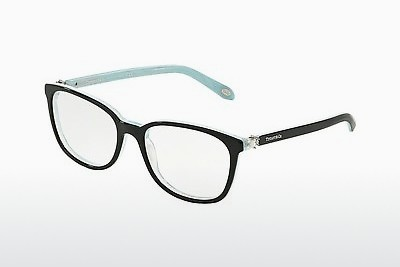 brille Tiffany TF2109HB 8193 - Sort, Brun, Havanna, Blå