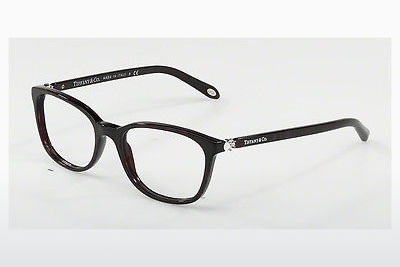 brille Tiffany TF2109HB 8201 - Rød