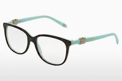 brille Tiffany TF2111B 8134 - Brun, Havanna