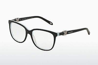 brille Tiffany TF2111B 8193 - Sort, Brun, Havanna, Blå