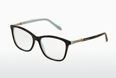 brille Tiffany TF2116B 8134 - Blå, Brun, Havanna