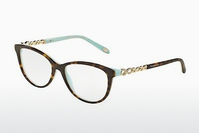 brille Tiffany TF2120B 8134 - Blå, Brun, Havanna