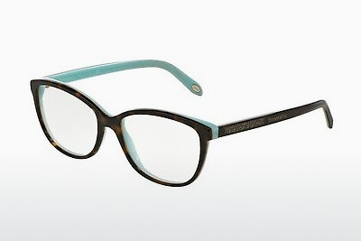 brille Tiffany TF2121 8134 - Blå, Brun, Havanna