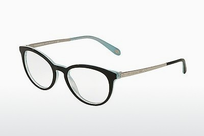 brille Tiffany TF2128B 8193 - Sort, Brun, Havanna, Blå