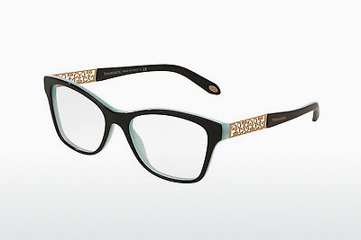 brille Tiffany TF2130 8055 - Sort, Blå