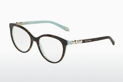 brille Tiffany TF2134B 8134 - Blå, Brun, Havanna