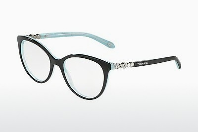 brille Tiffany TF2134B 8193 - Sort, Brun, Havanna, Blå