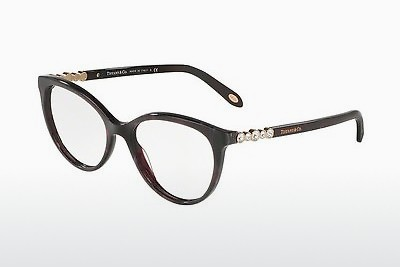 brille Tiffany TF2134B 8201 - Rød