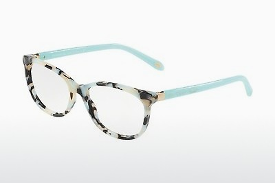 brille Tiffany TF2135 8213 - Hvit, Havanna