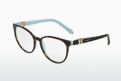 brille Tiffany TF2138 8134 - Brun, Havanna