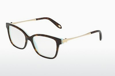brille Tiffany TF2141 8134 - Brun, Havanna, Blå
