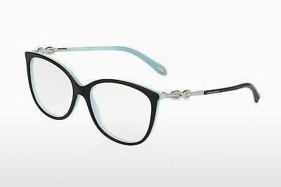 brille Tiffany TF2143B 8055 - Sort, Blå