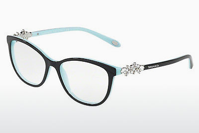 brille Tiffany TF2144HB 8055 - Sort, Blå