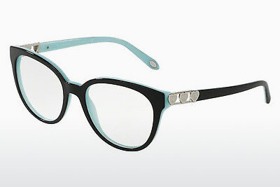 brille Tiffany TF2145 8055 - Sort, Blå