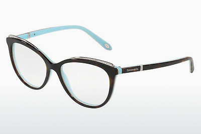 brille Tiffany TF2147B 8134 - Blå, Brun, Havanna
