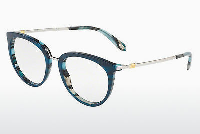 brille Tiffany TF2148 8208 - Blå, Brun, Havanna