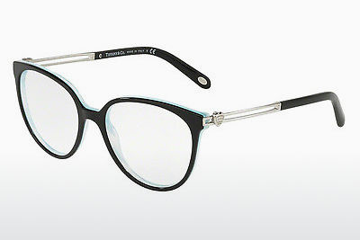 brille Tiffany TF2152 8193 - Sort, Brun, Havanna, Blå
