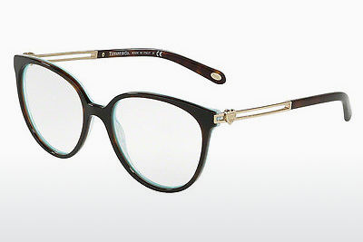 brille Tiffany TF2152 8217 - Brun, Havanna, Blå
