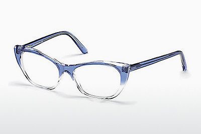brille Tod's TO5146 086 - Blå, Azurblue
