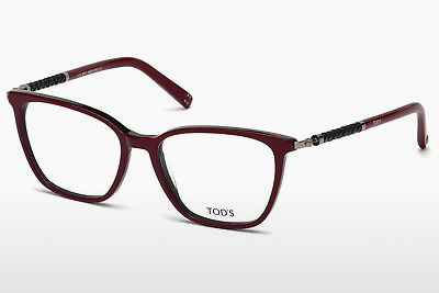 brille Tod's TO5171 071 - Burgunder, Bordeaux