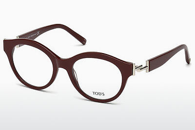 brille Tod's TO5173 069 - Burgunder, Bordeaux, Shiny