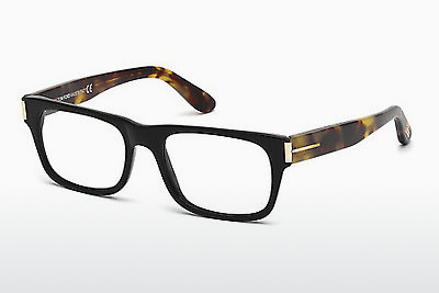 brille Tom Ford FT4274 001 - Sort, Shiny