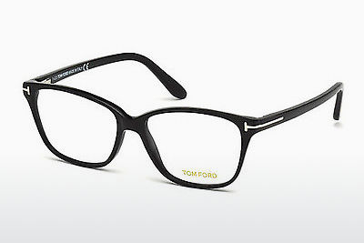 brille Tom Ford FT4293 001 - Sort, Shiny
