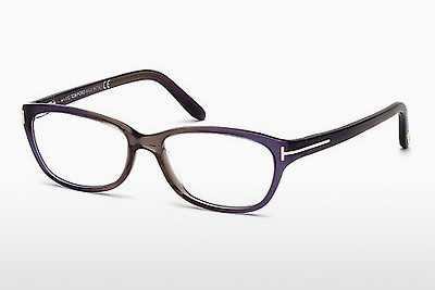 brille Tom Ford FT5142 059 - Horn, Beige, Brown