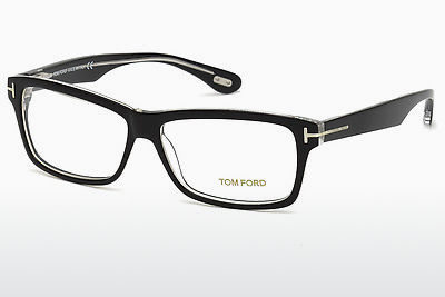 brille Tom Ford FT5146 003 - Sort, Transparent
